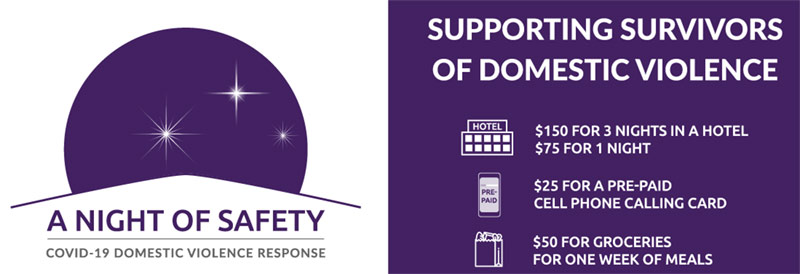 Donate to the Night of Safety Fund