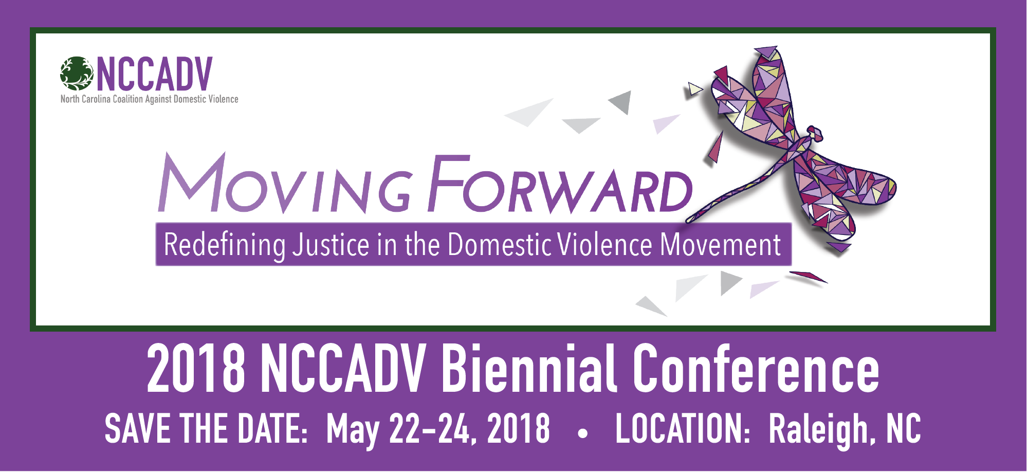 NCCADV 2018 Conference STD Front only